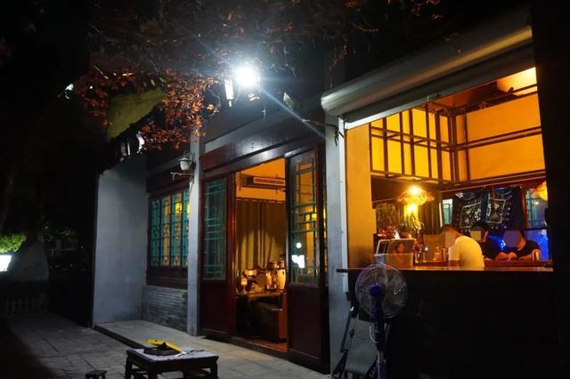 「游园夜景醉游人」晚上8点以后的工人文化宫,美爆了插图31