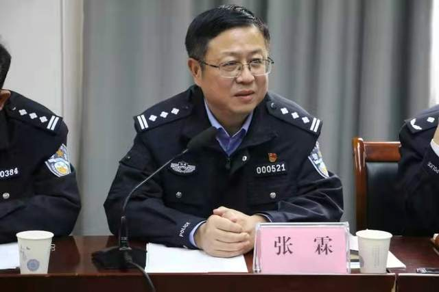 """安阳市公安局高新分局举办""""雷霆8号""""先锋 故事会"""