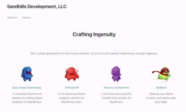 创业案例:如何建立一个百万美元 WordPress 插件业务?这个案例值得你学习 创业项目