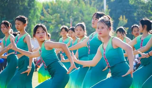 體美勞創新 這,很云南——最美運動會開幕