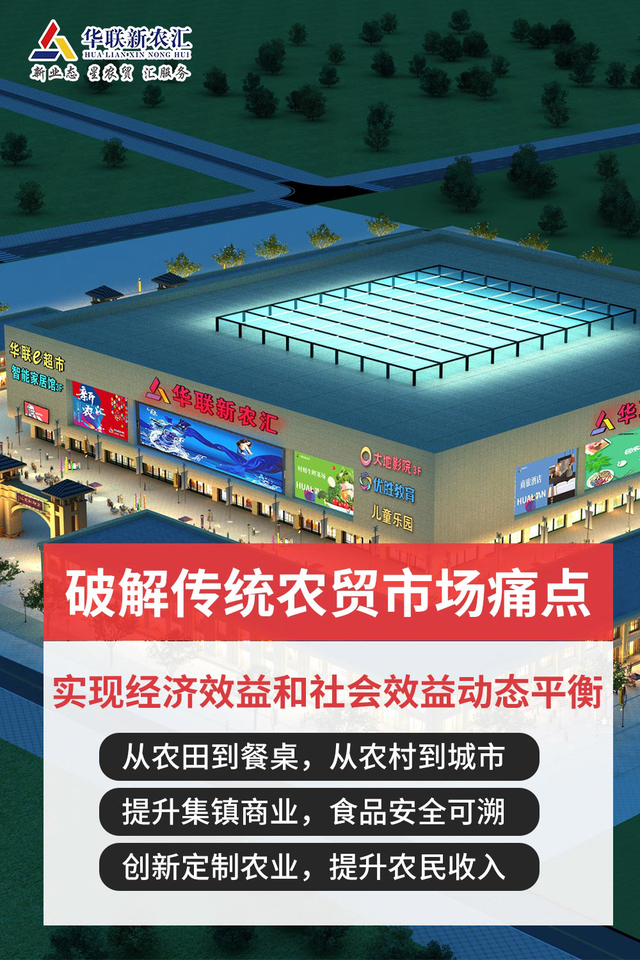 """华联新农汇星级农贸市场""""进城"""",打通百姓生活的""""最后一公里"""""""