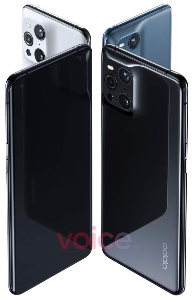 「科技V报」OPPO Find X3 Pro渲染图曝光;小米MIX 4或首发屏下相机技术-20210113-VDGER