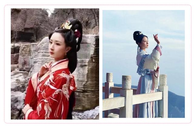 2021年第三届中国云台山汉服花朝节开幕,女士免门票-汉服网