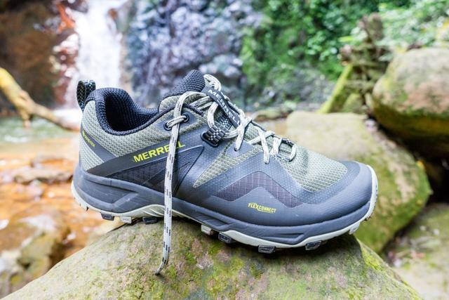 你还在穿传统的高帮登山鞋吗?实测Merrell迈乐低帮徒步鞋