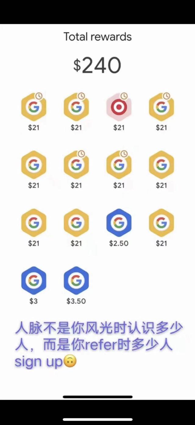 日赚1386元的暴利正规项目,Google Pay拉新活动了解下!