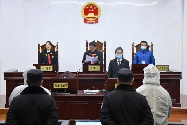 """淮安中院公開宣判淮安""""2.22""""特大侵犯著作權案"""