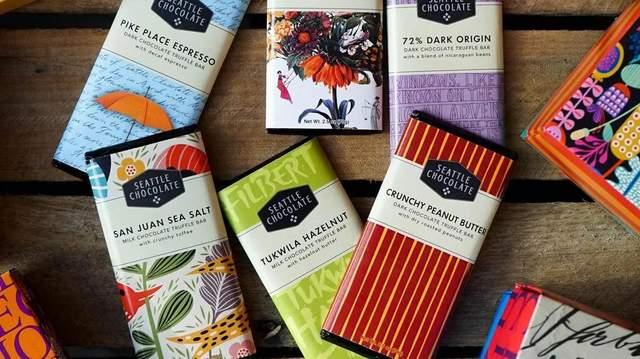 西雅图哪种巧克力好吃?