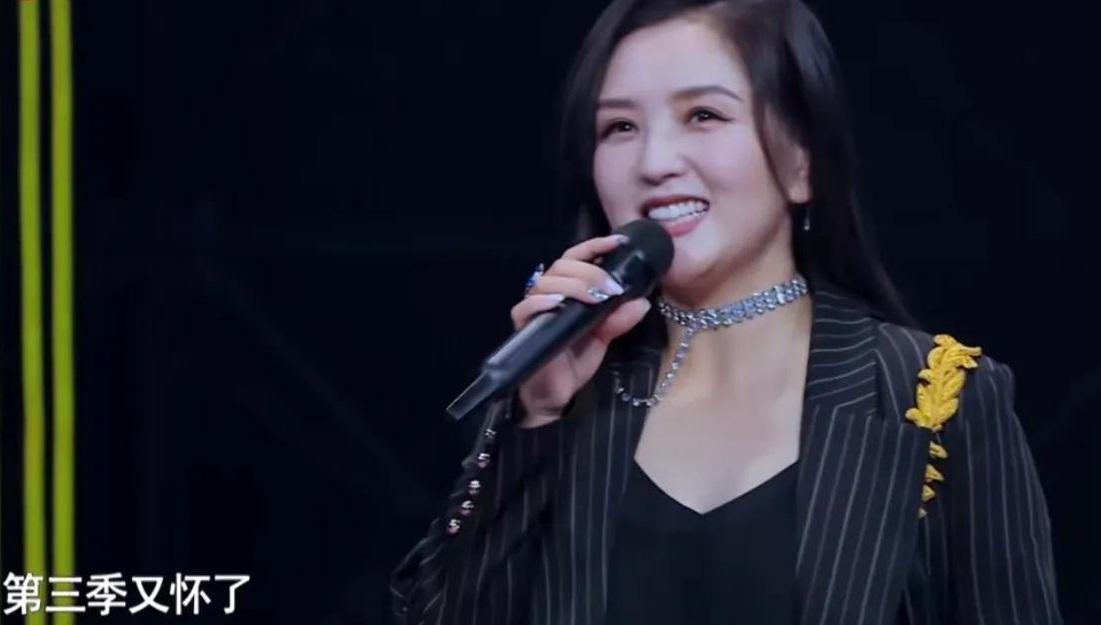 何洁参加综艺节目被问:为何现在才来?她坦言:一直在忙着生娃