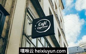 完整的咖啡店VI形象素材打包下载 Coffee Full Corporate Identity  #2434737