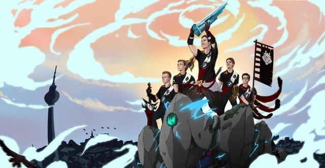 火力全开!G2横扫FNC,斩获2020英雄联盟LEC赛区