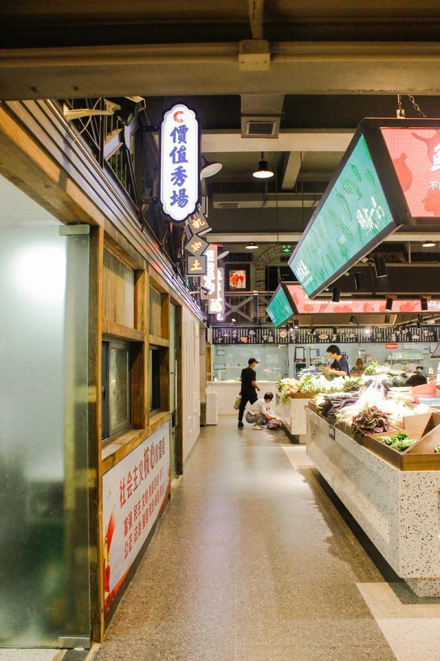 武汉最潮的菜市场明成一品好评如潮 这家菜市场究竟有何魅力