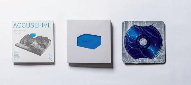 顏伯駿,資深樂迷的唱片設計