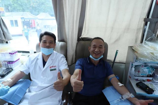 西安高新医院 2020 年无偿献血活动顺利举行