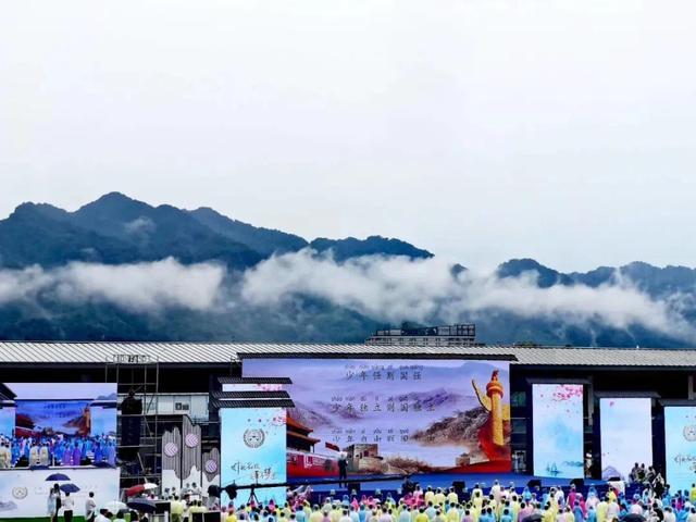 开笔礼、诵经典 文艺名家共贺都江堰市万汇学校正式开校!