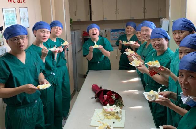 【致敬 5·12 国际护士节】今天,鲜花、蛋糕、祝福……送给最美的你