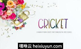 彩色小清新Cricket #178168