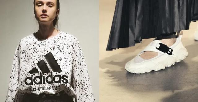 adidas携手HYKE全新联名系列,值得女生关注的小众设计