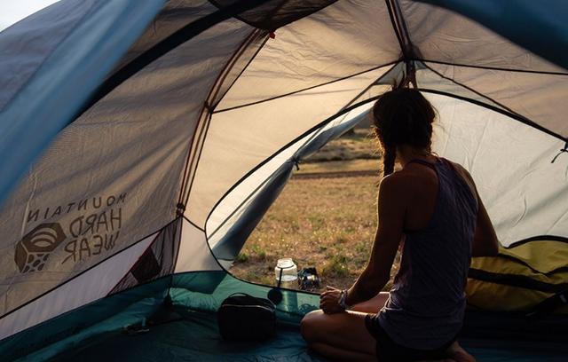 露营过夜的户外帐篷怎么选?最常见的帐篷类型推荐和使用心得