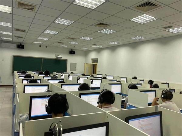 天学网助力北京百所中学新高考听说模拟测试
