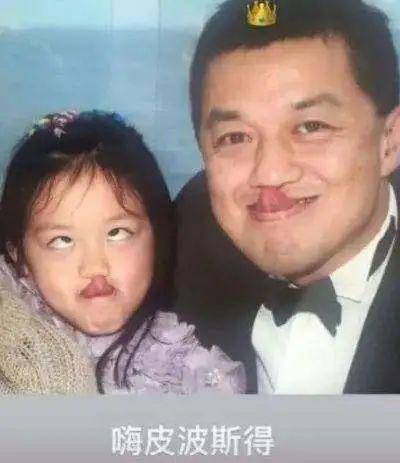 曾因兔唇被网友骂丑的王菲女儿,如今都潮成这样了?