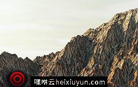 [06-05-16] Sihik Highlands.西希克高地护盾C4D动画工程文件分享