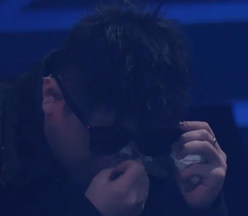 一首歌让节目里的导师选手集体落泪,这场面我还是头回见...