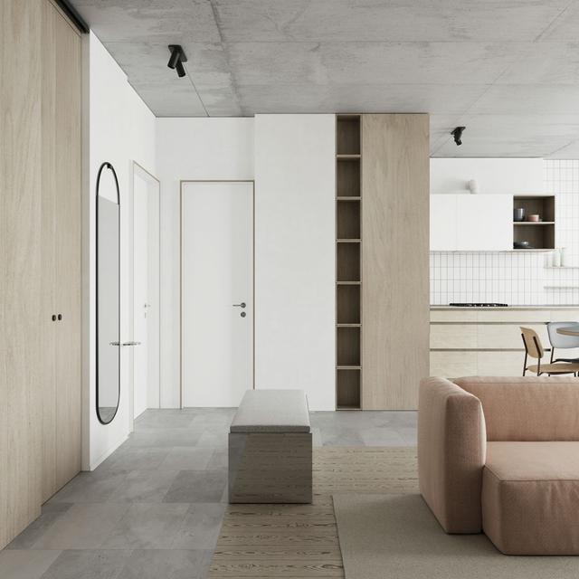 22款隐形门设计,让你的家颜值翻倍!
