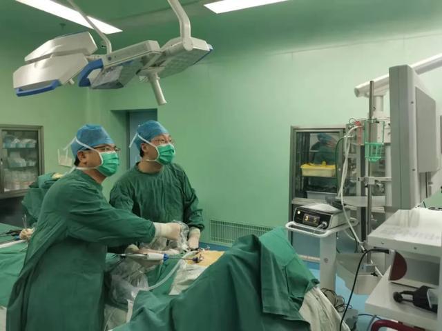 「镜」善尽美,蓟州区人民医院普外科成功开展腔镜甲状腺手术!