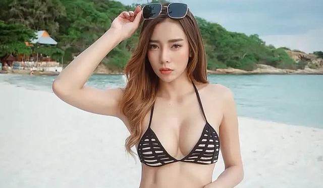 """泰国健身达人""""mossssomi"""",丰乳翘臀小蛮腰外加性感三点式就问你服不服!"""