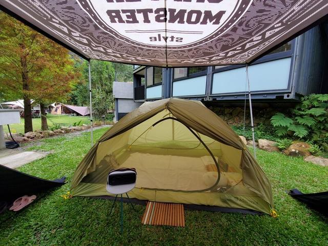 露营帐篷开箱,一款来自美国的土拨鼠Marmot三人帐篷体验