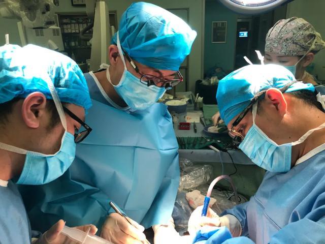 广西医科大一附院完成 100 例儿童活体肝移植手术