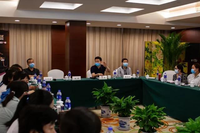 西安大兴医院邢影主任在国家重点研发计划启动会上谈「糖尿病慢性管理」