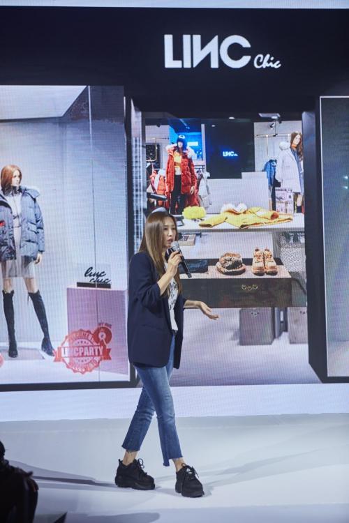 时尚女王林娜:用不安分撑起LINCchic金羽杰的一片天