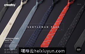 高端的领带设计面料纹样花纹设计 #2481236