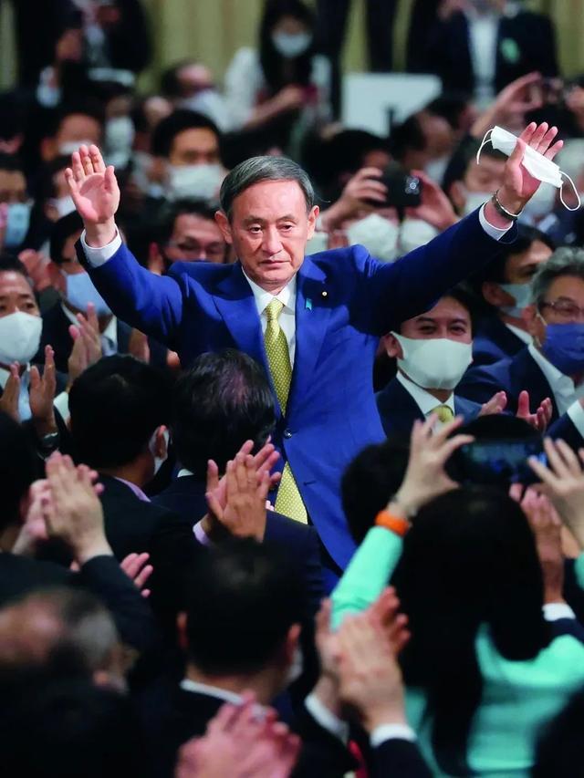 日本新一届内阁名单公布是怎么回事? 河野担任行政改革相?