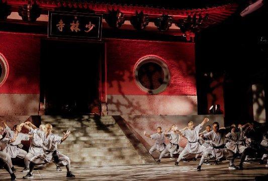 当特步运动潮流触碰少林文化 那最耀眼的火花是这份自信担当