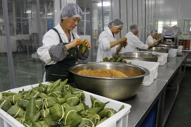 端午未至,绿柳居粽子已抢鲜上市!