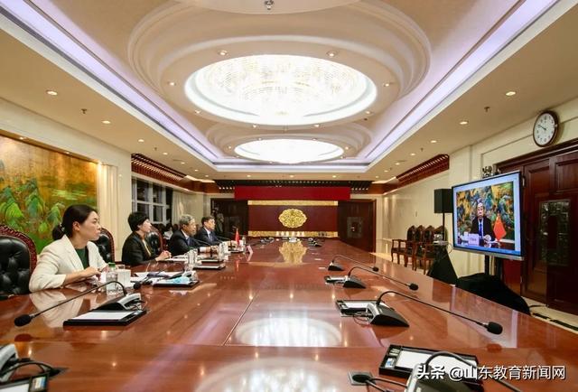 《【恒达代理平台】陈宝生出席二十国集团教育部长视频会议,发出3个倡议》