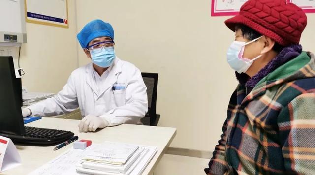 疫情防控 | 做好医院大门的「守护者」-抗疫矩阵