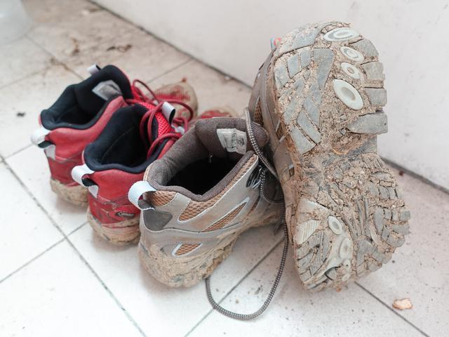 登山鞋的清洁与保养,这样洗登山鞋就跟新的一样