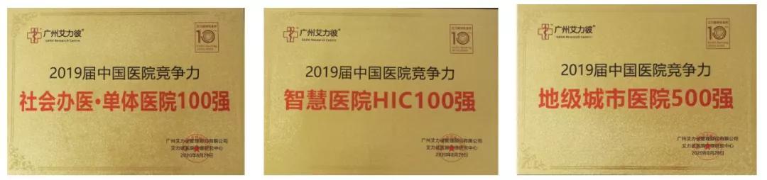 跃进新征程—北大医疗鲁中医院再登百强榜!