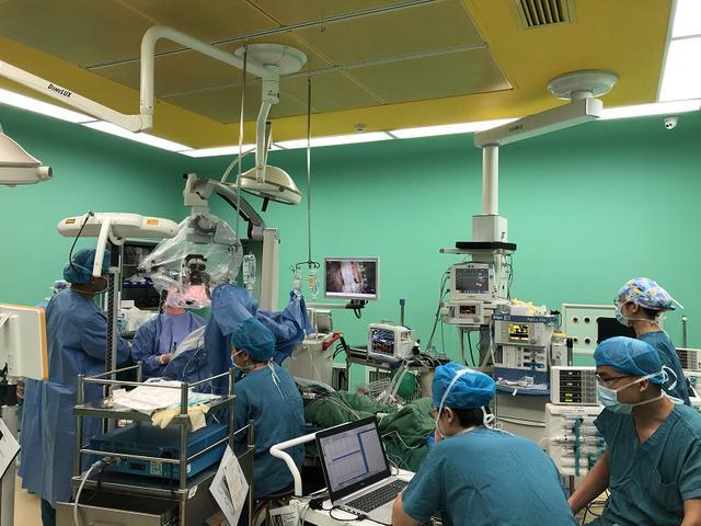 常州二院颅脑肿瘤专科门诊 | 颅内肿瘤 治疗有方