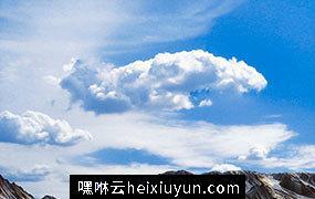 [15-02-18] – Lost蓝天白云的山河C4D动画工程文件分享