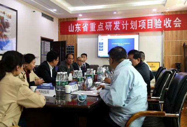 鲁中医院两项山东省重点研发计划项目顺利通过验收