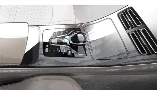 比亚迪汉EV更多官图曝光 第三季度上市