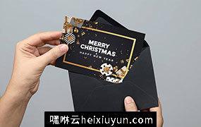 矢量圣诞节和新年快乐设计模板大集合Christmas and Happy New Year cards #2029828
