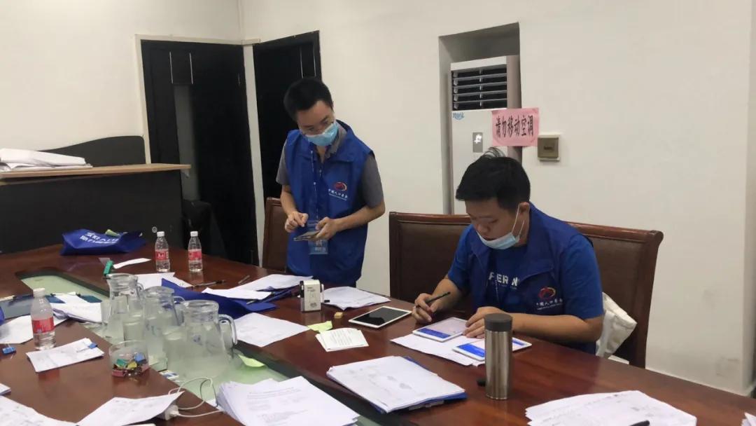 大国点名!江门市妇幼保健院医生积极担当人口普查志愿者!