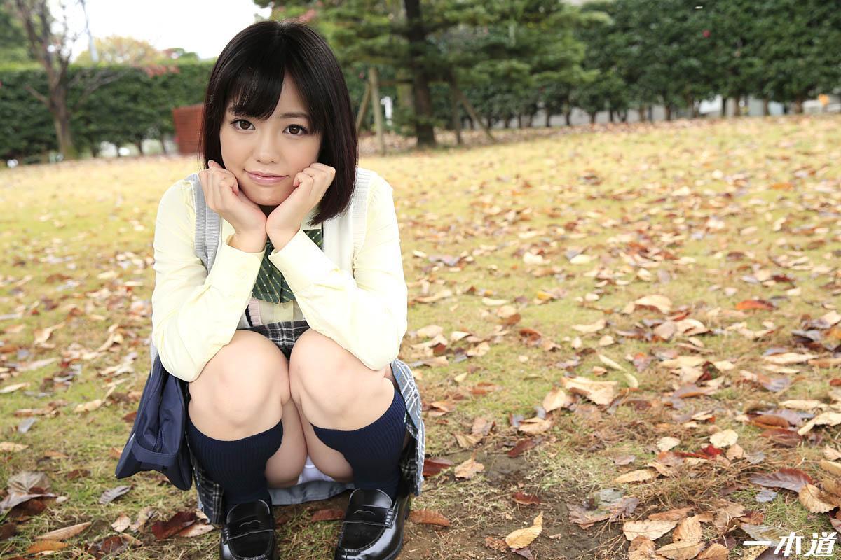萝莉系巨乳美少女叶山友香-JK制服深入了解一下??-来了社长