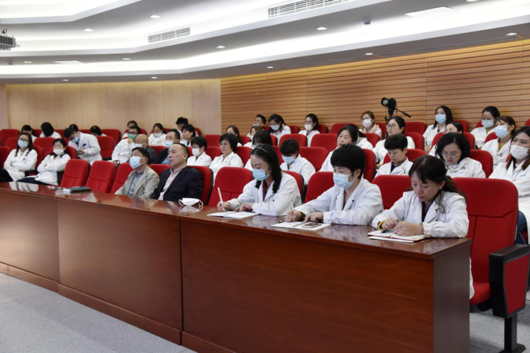 上海市第二康复医院组织开展「四史」学习教育专题党课