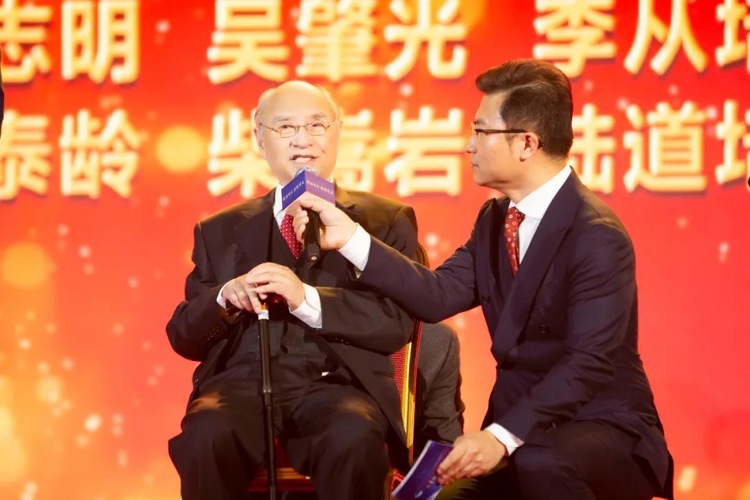 陆道培院士荣膺 2020 荣耀医者盛典「生命之尊」奖